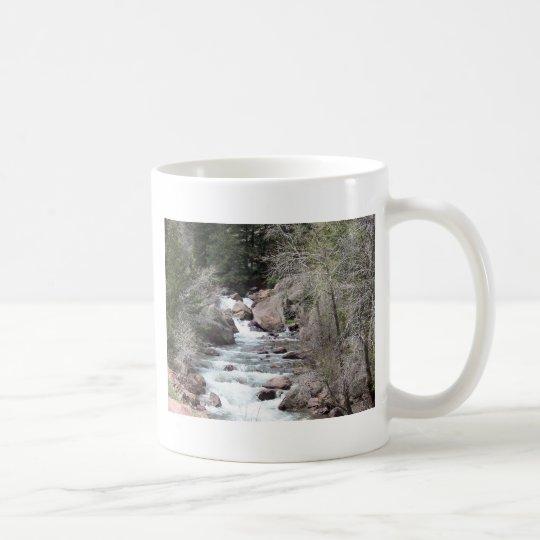 Boulder-Nebenfluss Tasse