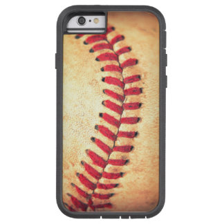 Boule vintage de base-ball coque iPhone 6 tough xtreme