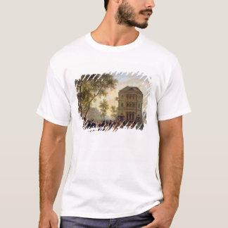 Boulevard St Martin und das Theaterde T-Shirt