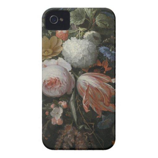 Bouquet accrochant du Mignon A d'Abraham de probab Coques iPhone 4 Case-Mate