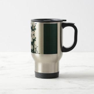 bouquet de tu fleuris - bunch of flowers mug