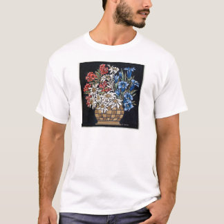 Bouquet d'edelweiss t-shirt