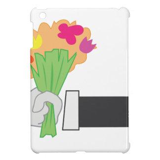 Bouquet floral coques pour iPad mini