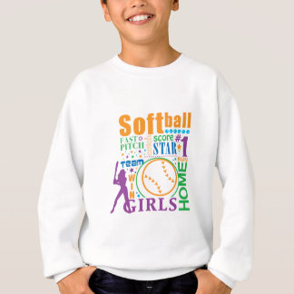 Bourne-Softball Sweatshirt