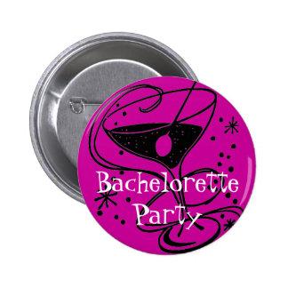Bouton de partie de Bachelorette Pin's
