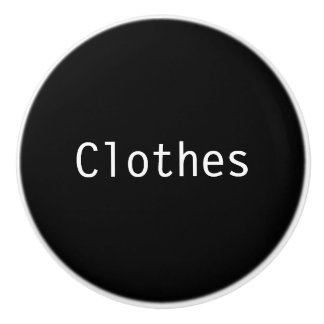 Bouton en céramique de vêtements