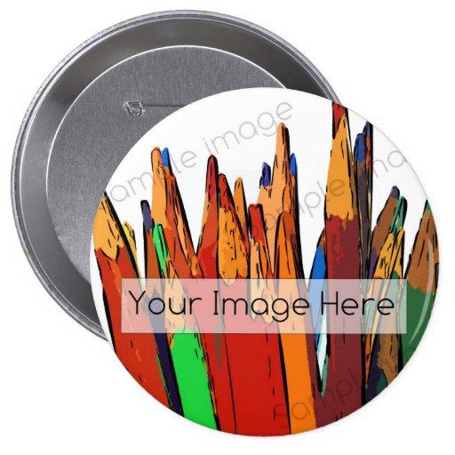 Bouton/insigne de photo pin's