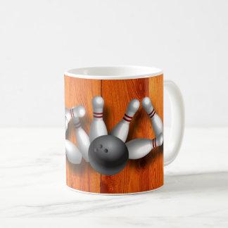 Bowling Kaffeetasse