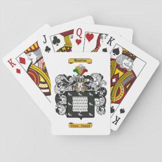 Bowling Spielkarten