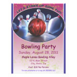 Bowlings-Flyer