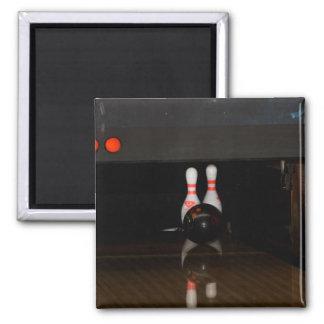 Bowlings-Magnet Quadratischer Magnet