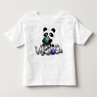Bowlings-Stern Kleinkind T-shirt