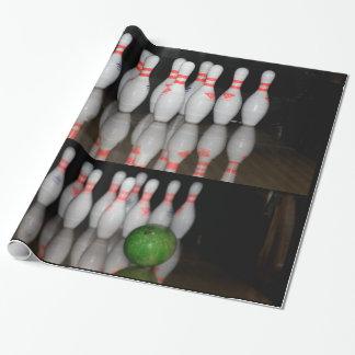 Bowlings-Verpackungs-Papier Geschenkpapier