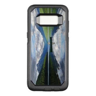 Bowman See - Glacier Nationalpark Montana OtterBox Commuter Samsung Galaxy S8 Hülle