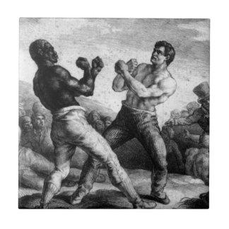 Boxer Fliese