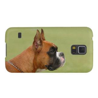 Boxer-Hund Samsung Galaxy S5 Cover
