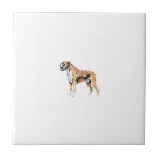 Boxer-Hundefliese Keramikfliese