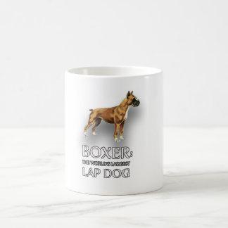 Boxer-Kaffee-Tasse Kaffeetasse