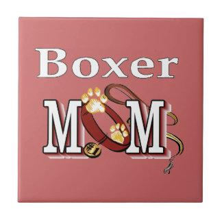 Boxer-Mamma Keramikfliese