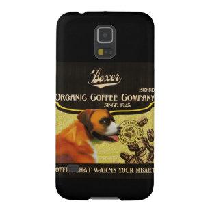 Boxer-Marke - Organic Coffee Company Samsung Galaxy S5 Cover