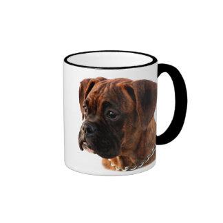 Boxer-Welpen-Tasse