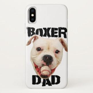 BoxervatihundiPhone X Fall iPhone X Hülle