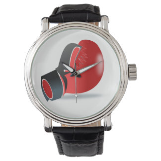 Boxhandschuh Uhr