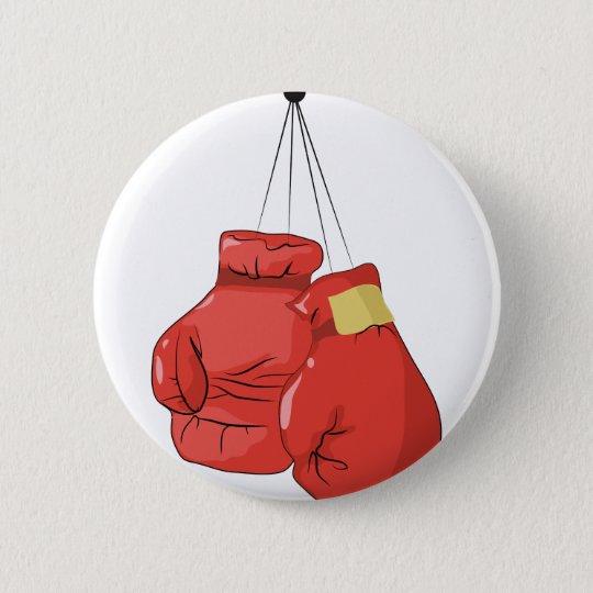 Boxhandschuhe Runder Button 5,1 Cm