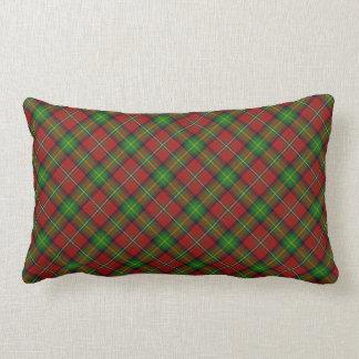 Boyd schottisches ClanTartanlumbar-Kissen Lendenkissen