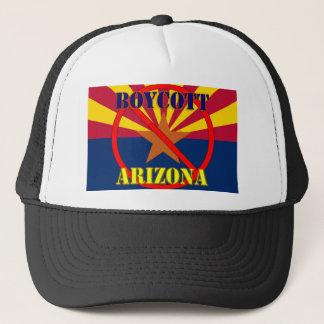 Boykott-Arizona-Kappe Truckerkappe