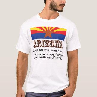 Boykott-Arizona-T-Stück T-Shirt