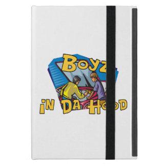 Boyz in DA-Haube Etui Fürs iPad Mini