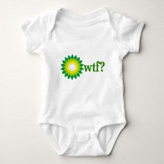 BP-ÖLPEST WTF BABY STRAMPLER
