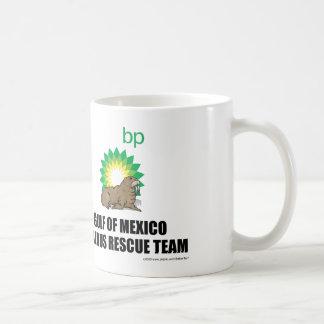 BP-Walroß Kaffeetasse