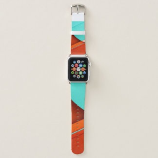 Bracelet Apple Watch Bande d'art moderne