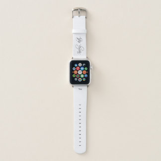 Bracelet Apple Watch Bande de montre d'Apple