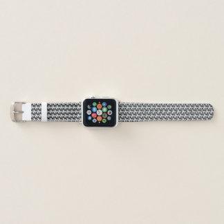 Bracelet Apple Watch Bande de montre d'Apple de motif de ballon de