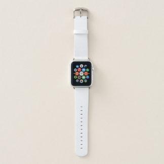 Bracelet Apple Watch Bande de montre en cuir d'Apple, 38mm