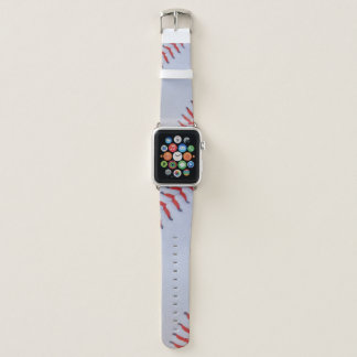 Bracelet Apple Watch Bande de poignet d'Apple de base-ball