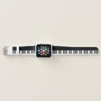 Bracelet Apple Watch Clés de piano