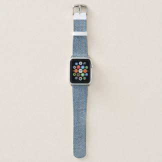 Bracelet Apple Watch Copie de denim