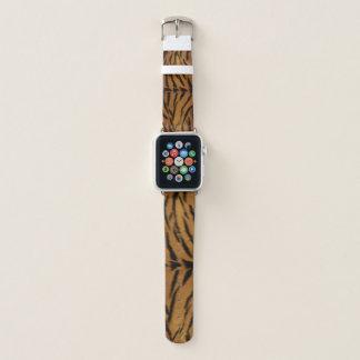 Bracelet Apple Watch Fourrure de tigre