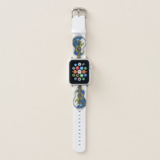 Bracelet Apple Watch Guitare 38mm