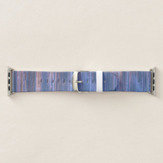Bracelet Apple Watch Le panneau bleu assez vibrant Apple de grange
