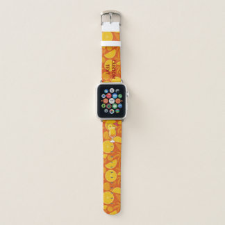 Bracelet Apple Watch Lever de soleil de tequila
