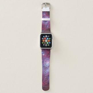 Bracelet Apple Watch M8 - Nébuleuse de lagune