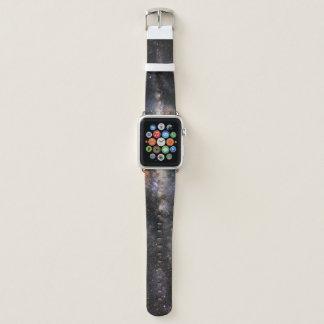 Bracelet Apple Watch Noyau de manière laiteuse