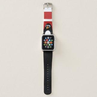 Bracelet Apple Watch Pingouin