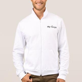 BRAIDSS meine Typen alles Weiß lassen nie eine Jacke