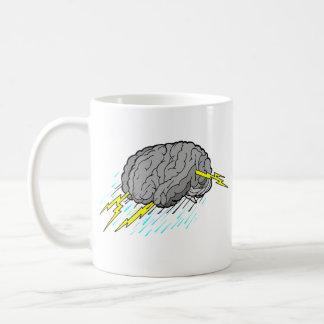 Brainstorming Kaffeetasse